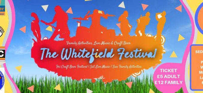 """49de75ea This year we have combined the Whitefield Beer Festival and Family Music  Festival into a single Festival, """"The Whitefield Festival""""."""