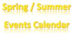 Tigers Summer Events Calendar